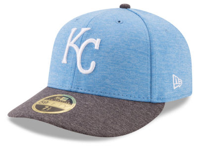 Kansas City Royals New Era 2017 MLB Low Profile Father's Day 59FIFTY Cap