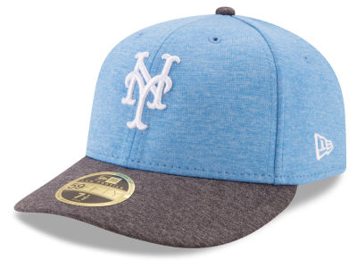 New York Mets New Era 2017 MLB Low Profile Father's Day 59FIFTY Cap