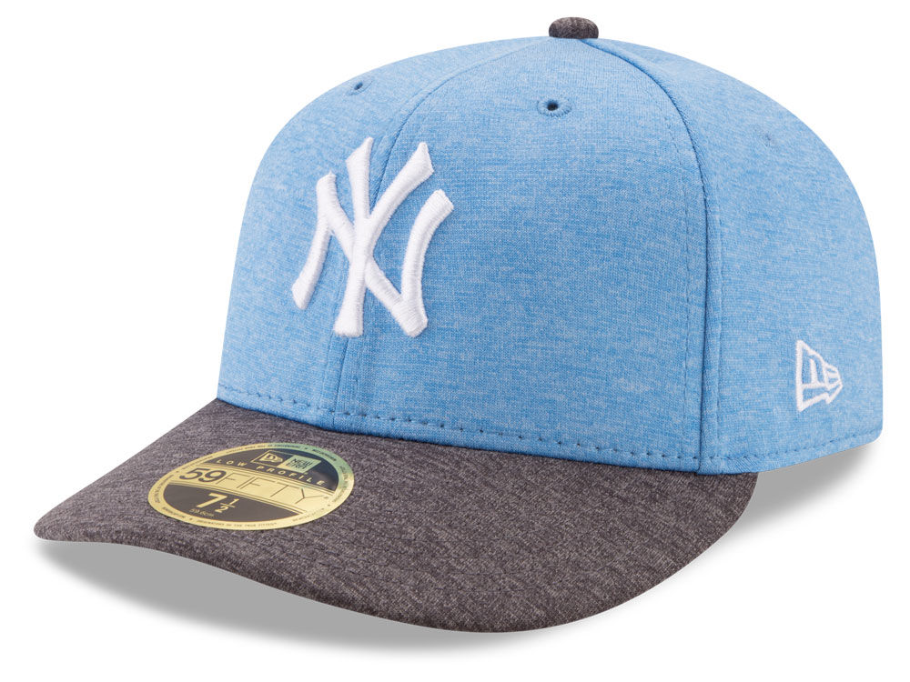 New York Yankees New Era 2017 MLB Low Profile Father s Day 59FIFTY Cap  8cf404039a9