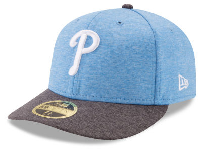 Philadelphia Phillies New Era 2017 MLB Low Profile Father's Day 59FIFTY Cap