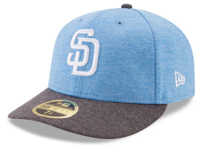 San Diego Padres New Era 2017 MLB Low Profile Father's Day 59FIFTY Cap