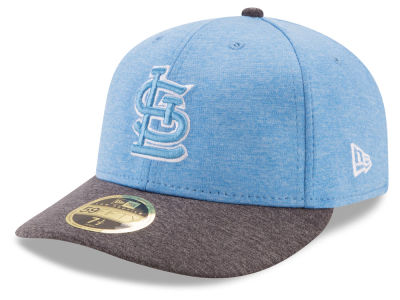 St. Louis Cardinals New Era 2017 MLB Low Profile Father's Day 59FIFTY Cap