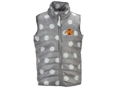 Iowa State Cyclones Garb NCAA Girls Alexandra Quilted Vest