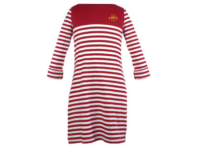 Iowa State Cyclones NCAA Girls Kristen Striped Dress