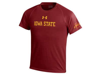 Iowa State Cyclones Under Armour NCAA Youth Tech T-Shirt