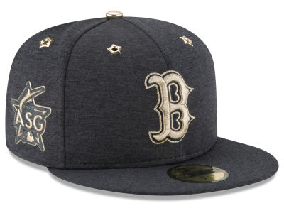 Boston Red Sox New Era 2017 MLB Youth All-Star Game Patch 59FIFTY Cap