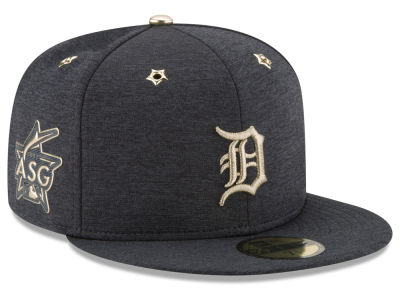 Detroit Tigers New Era 2017 MLB Youth All-Star Game Patch 59FIFTY Cap