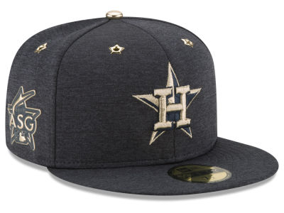 Houston Astros New Era 2017 MLB Youth All-Star Game Patch 59FIFTY Cap