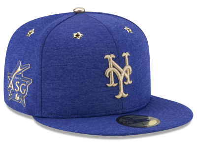 New York Mets New Era 2017 MLB Youth All-Star Game Patch 59FIFTY Cap