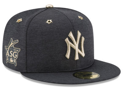 New York Yankees New Era 2017 MLB Youth All-Star Game Patch 59FIFTY Cap