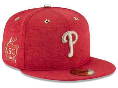 Philadelphia Phillies New Era 2017 MLB Youth All-Star Game Patch 59FIFTY Cap