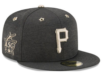 Pittsburgh Pirates New Era 2017 MLB Youth All-Star Game Patch 59FIFTY Cap