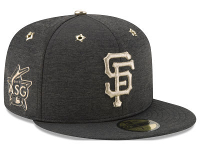 San Francisco Giants New Era 2017 MLB Youth All-Star Game Patch 59FIFTY Cap