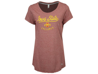 Iowa State Cyclones Under Armour NCAA Women's Longline T-Shirt