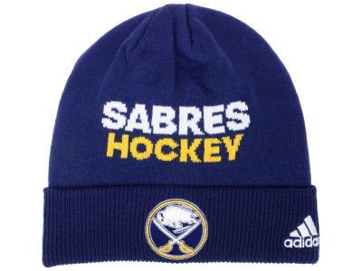 Buffalo Sabres adidas 2017 NHL Player Knit