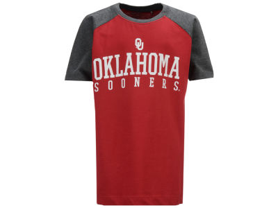 Oklahoma Sooners NCAA Youth Dale Raglan T-Shirt