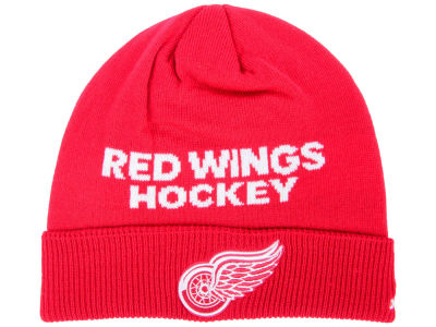 Detroit Red Wings adidas 2017 NHL Player Knit