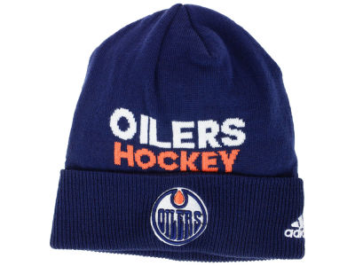 Edmonton Oilers adidas 2017 NHL Player Knit