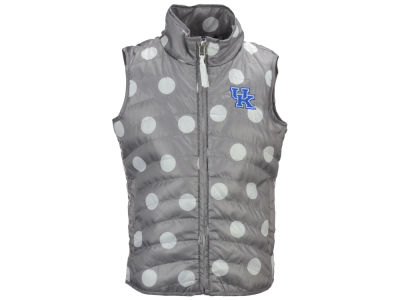 Kentucky Wildcats NCAA Girls Alexandra Quilted Vest