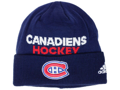 Montreal Canadiens adidas 2017 NHL Player Knit