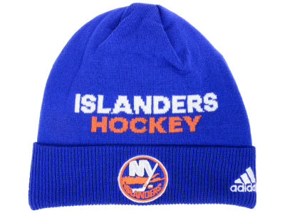 New York Islanders adidas 2017 NHL Player Knit