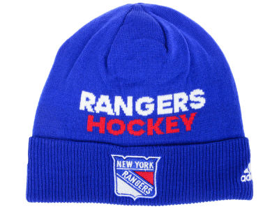 New York Rangers adidas 2017 NHL Player Knit