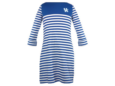 Kentucky Wildcats Garb NCAA Toddler Girls Kristen Striped Dress