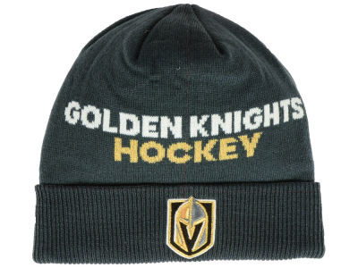 Vegas Golden Knights adidas 2017 NHL Player Knit