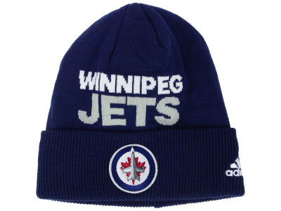 Winnipeg Jets adidas 2017 NHL Player Knit