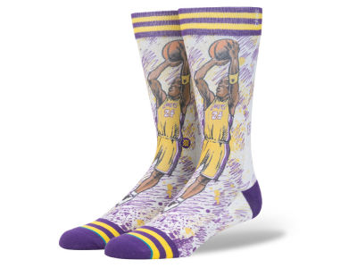Los Angeles Lakers Kobe Bryant Stance NBA Todd Francis Collection