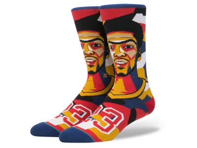 New Orleans Pelicans Anthony Davis Stance NBA Mosaic Collection