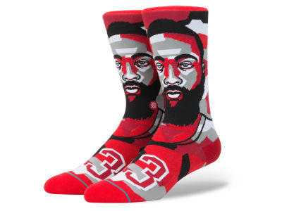 Houston Rockets James Harden Stance NBA Mosaic Collection