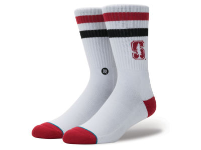 Stanford Cardinal Stance NCAA Team Logo Sock