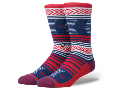 Arizona Wildcats Stance NCAA Mazed Sock