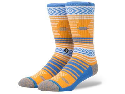 UCLA Bruins Stance NCAA Mazed Sock