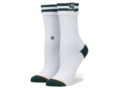 Michigan State Spartans Stance NCAA Women's Socks