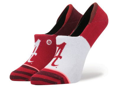 Alabama Crimson Tide Stance NCAA Women's No Show Socks