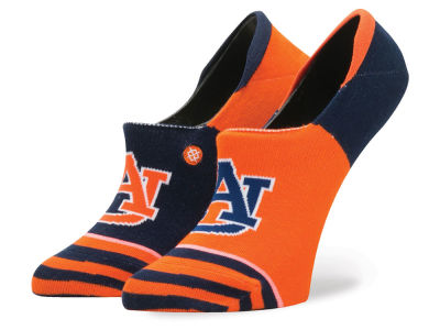 Auburn Tigers Stance NCAA Women's No Show Socks