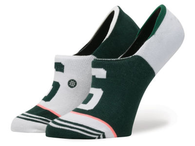 Michigan State Spartans Stance NCAA Women's No Show Socks