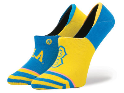 UCLA Bruins Stance NCAA Women's No Show Socks