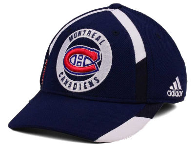 Montreal Canadiens adidas NHL Practice Jersey Hook Cap