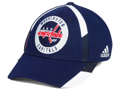 Washington Capitals adidas NHL Practice Jersey Hook Cap
