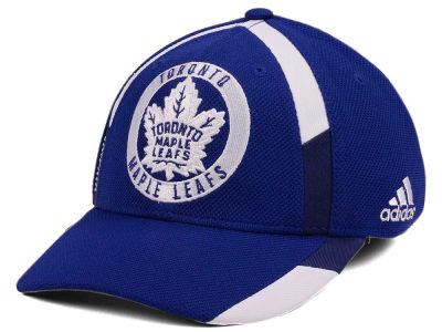 Toronto Maple Leafs adidas NHL Practice Jersey Hook Cap