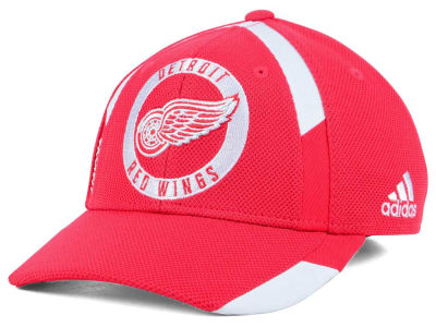 Detroit Red Wings adidas NHL Practice Jersey Hook Cap