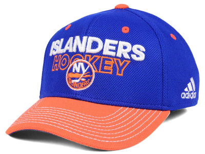 New York Islanders adidas NHL Locker Room Structured Flex Cap