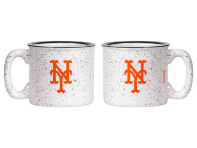 New York Mets 15oz Campfire Coffee Mug
