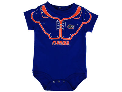 Florida Gators Outerstuff NCAA Newborn Lil Blocker Football Creeper