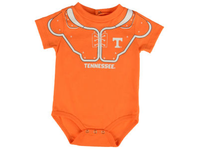 Tennessee Volunteers Outerstuff NCAA Newborn Lil Blocker Football Creeper