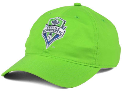 Seattle Sounders FC adidas MLS Performance Dad Hat