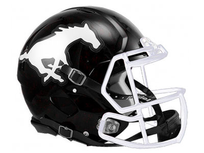 Calgary Stampeders Speed Replica Helmet